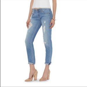 Rag & Bone Dre Rosslyn distressed jeans